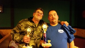 Pat and Larry 3rd place